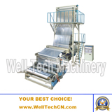 WT-C75, C90, C105, C120 Series High Speed Film Blowing Machine Set