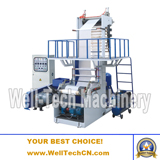 WT-D50, D55 Mini Film Blowing Machine