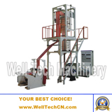 WT-45×2, 50×2, 55×2 Double Color Film Blowing Machine