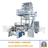 WT-50, 55, 65 PE High-speed Blowing Film Machine
