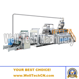 WT-1000-90/60 High-speed Stretch Film Making Machine