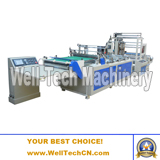WT-ZIPW600 800 Zipper Welding Bag Making Machine