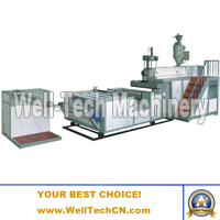 WTPE-600-2500 Series PE Bubble Film Making Machine