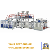 WTPEG-B1500-3000 Compound polyethylene bubble film making machine