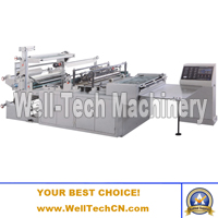WTFB-A600-900 Special-shape Bag-making Machine (for Making Fresh Flower Bags or Sleeves)
