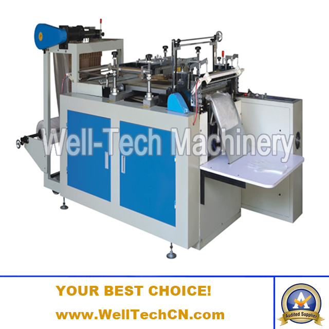 WT-GM-A500 Disposable Plastic Gloves Making Machine (Single Layer)