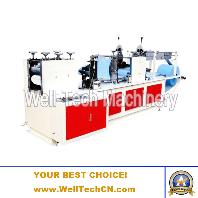 Automatic Non-woven Fabric Shoes Cover Making Machine