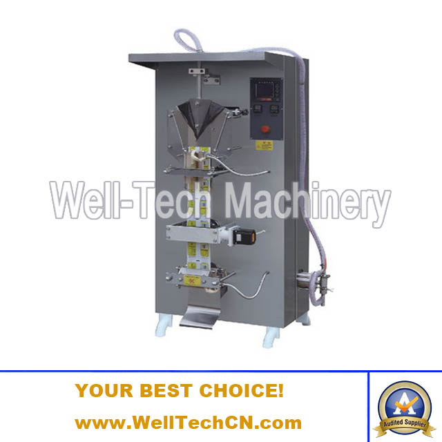 WT-L1000-B Series Liquid Packing Machine (with Photoelectric Controller)